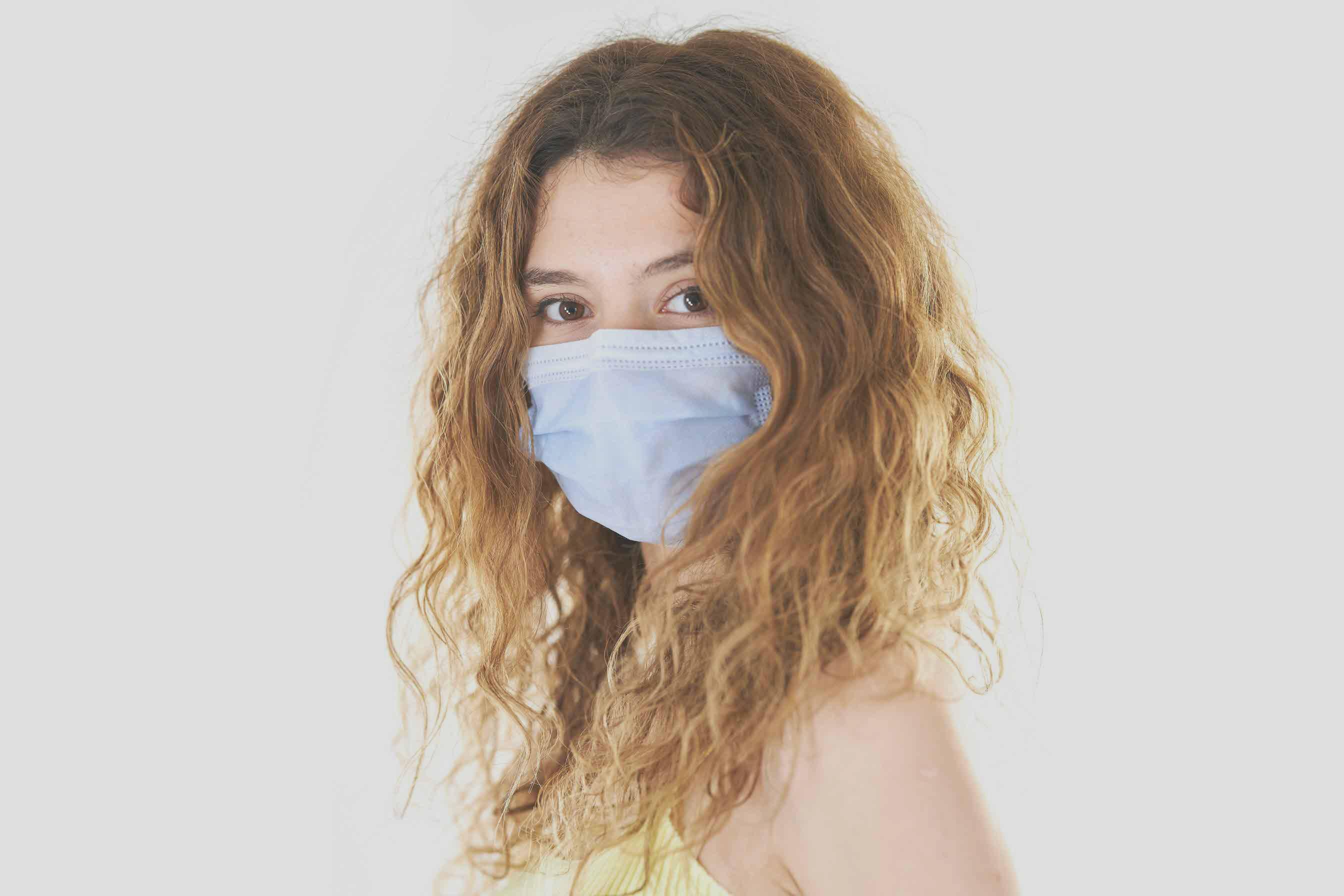 마스크를 장기간 착용한다면?